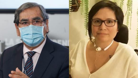 Ministro de Salud se mostró de forma personal a favor de la sentencia del caso Ana Estrada. (Foto: Minsa/Facebook)