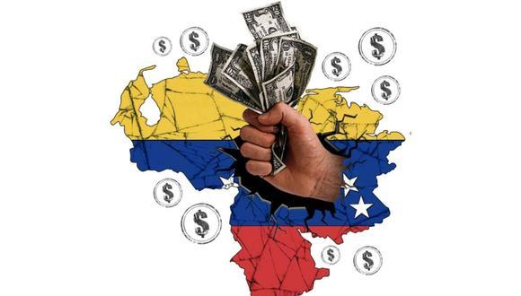 ¿Cuáles son los factores detrás de la depreciación del bolívar en Venezuela? (Ilustración: El Comercio/Rolando Pinillos)