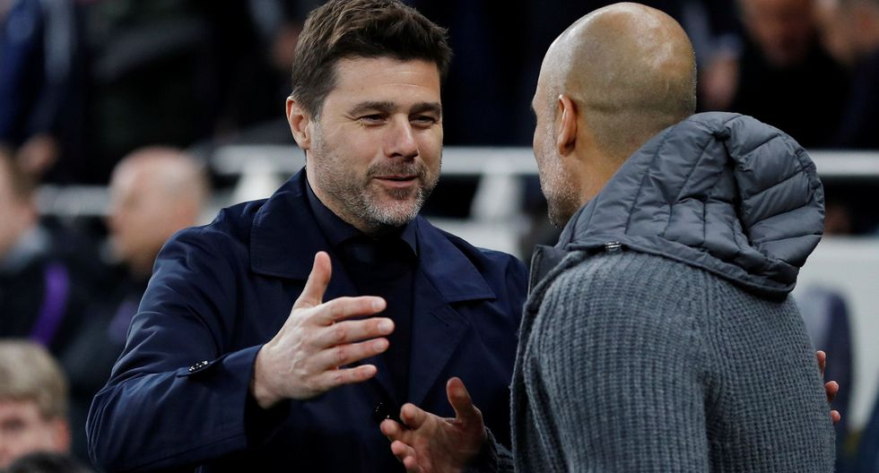 Champions League: el historial de Guardiola vs. Pochettino en el City y Tottenham. (Foto: AFP)