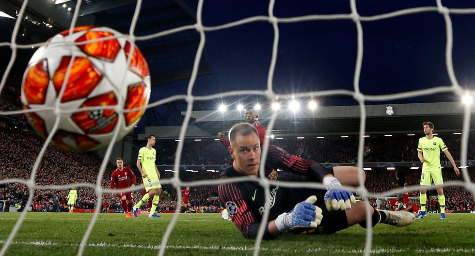 Barcelona vs. Liverpool: mira las mejores imágenes de la semifinal de la Champions League. (Foto: Reuters)