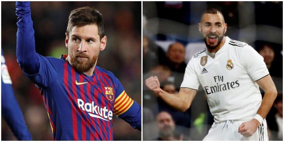 Real Madrid y Barcelona ya tienen fecha para la revancha en la Liga Santander (Foto: Reuters).