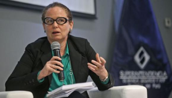Es relevante asegurar el tema de la pensión mínima, dijo la viceministra del MEF (Foto: Andina)