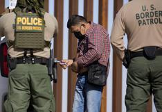 Estados Unidos arrestó a 180.034 migrantes en la frontera con México en mayo, un máximo histórico