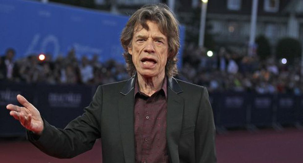 Facebook: Mick Jagger pidió apoyo para damnificados en Perú