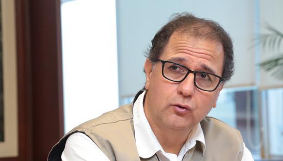 Francisco Ísmodes se desempeñó como ministro de Energía y Minas desde el 2 de abril de 2018 al 30 de septiembre de 2019.. (Foto: GEC)
