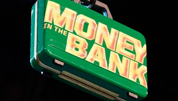 Money In The Bank no se llevará a cabo en Baltimore y WWE buscará un escenario para no cancelar el PPV   Foto: WWE