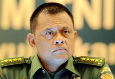 EE.UU. invita al jefe del ejército indonesio pero veta su entrada