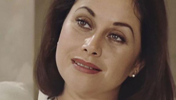 """Angélica Aragón es muy recordada por los protagónicos que hizo en los melodramas """"Vivir un poco"""" (1985) y """"Mirada de mujer"""" (1997) (Foto: Instagram de Angélica Aragón)"""