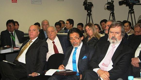 Petroaudios: Piden 7 años de prisión para León y 8 para Quimper