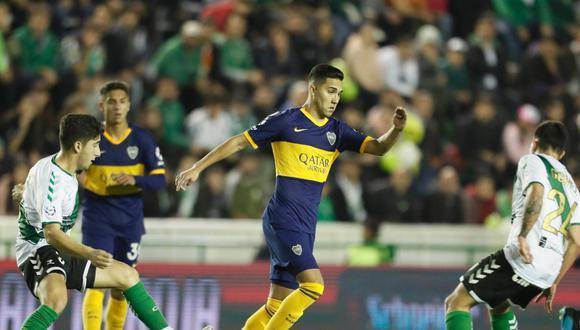 Boca Juniors enfrentó a Banfield por la Superliga argentina   Foto: Boca Juniors