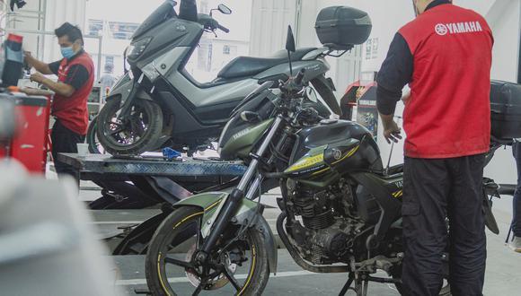 Desde que se reactivó la comercialización en el sector automotor, Motopart Toto (distribuidor exclusivo de Yamaha) ha registrado crecimientos del 100% en cuanto a los meses prepandemia, con un pico importante en agosto. (Foto: Motopart Toto)