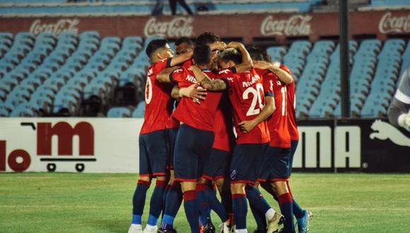 Nacional se quedó con la Tabla Anual del campeonato uruguayo. (Foto: @Nacional)