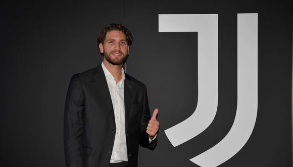 Manuel Locatelli llega a Juventus proveniente del Sassuolo. (Foto: Juventus)