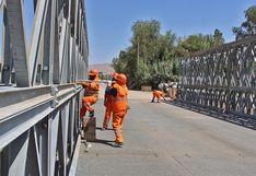 Pasco: Obras de mantenimiento de vías y puentes generarán más de 20 mil puestos de trabajo