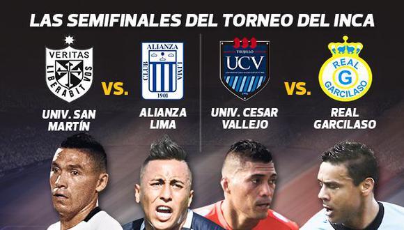 Torneo del Inca: ¿Qué equipos jugarán la final? VOTA