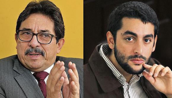 Cornejo no tiene partido. Castañeda Pardo no es fijo por SN. (Fotos: Rolly Reyna/ El Comercio)