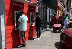 Bono familiar universal: Este jueves se pagará a familias con cuentas en Interbank o Scotiabank