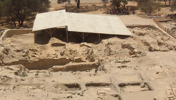 Sitio Arqueológico Sechín se ubica en la provincia de Casma, en el kilómetro 1.5 de la carretera Casma - Huaraz. (Foto: Laura Urbina)