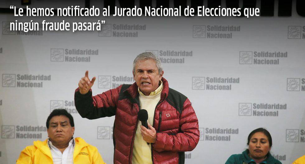 Las 20 frases que nos dejó la campaña municipal en Lima  - 4