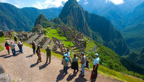 Cada día, 5.000 personas visitan el más importante sitio turístico del país. La mayor parte son turistas extranjeros. (Foto: Andina)