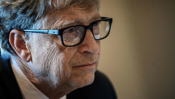 Bill Gates indicó que su fondo Breakthrough Energy está listo para invertir. (Foto de archivo: AFP / JEFF PACHOUD)