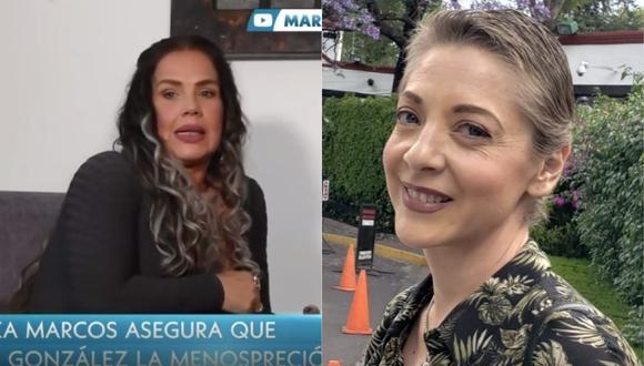 Niurka Marcos nuevamente acusa de maltrato y menosprecio a Edith González. (Foto: captura de video/@edithgonzalezmx1)