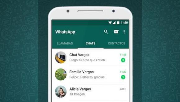 La nueva herramienta ya está siendo probada en el modo beta de la aplicación. (Foto: WhatsApp)