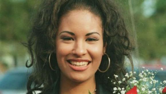 """Selena Quintanilla fue la primera mujer de la industria texana que obtuvo el Grammy, por su álbum """"Selena Live!"""" (Foto: Getty Images)"""