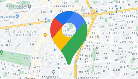 De esta forma podrás descargar los mapas de Google Maps y usarlos sin internet. (Foto: Google)