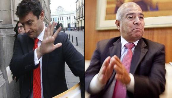 Bloqueadores de celulares: Congreso cita a Wilfredo Pedraza