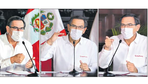 """""""¿Qué llevó a Vizcarra a tomar decisiones tan pero tan severas?"""", se pregunta Fernando Vivas."""