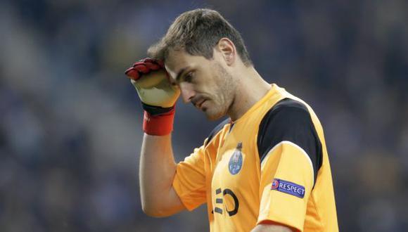 Casillas habló sobre la difícil etapa que vivió en Real Madrid