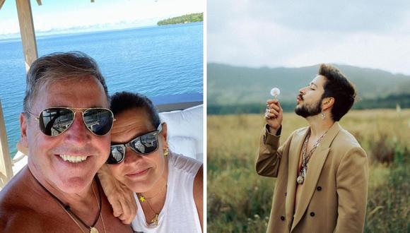 Camilo afirmó tener un excelente vínculo con su suegra, Marlene Rodríguez. (Foto: Instagram / @camilo / @marlenesalome).
