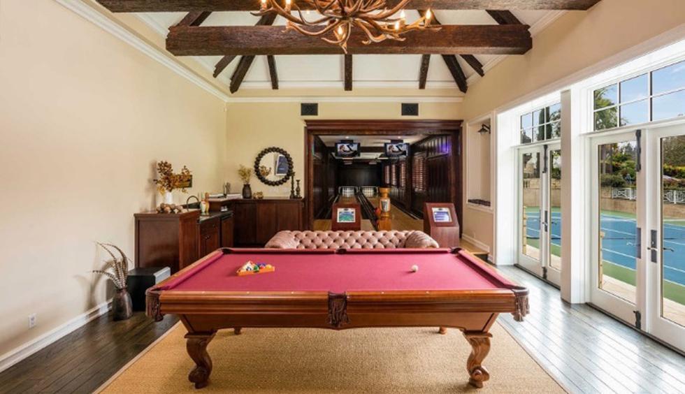 Conoce la nueva casa de Mariah Carey en Los Angeles - 4