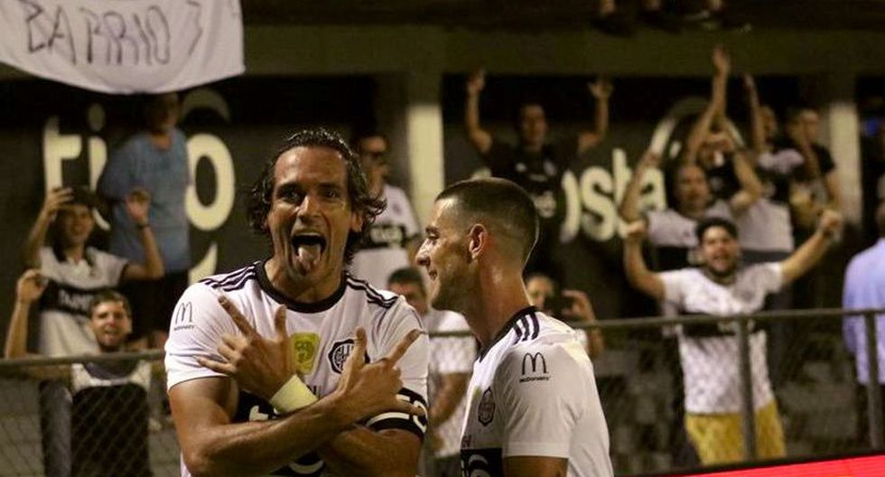 Olimpia venció a Deportivo Capiatá con gol de Roque Santa Cruz. (Foto: @elClubOlimpia)