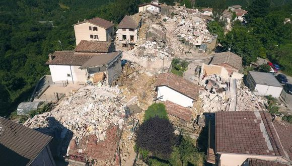 Italia: El pueblo que perdió a la mayoría de sus habitantes