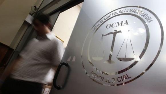 OCMA se pronunció luego del resultado oficial de la evaluación de conocimientos del JNJ, que aprobaron solo 3 de los 104 postulantes. (Foto: GEC)