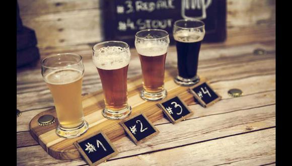 La cerveza es una de las bebidas alcohólicas más populares. Un vaso mediano (200 ml.) equivale a comer una porción entera de pan. Aporta 100 Kcal. (Foto: Shutterstock)