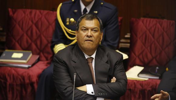 Jorge Nieto refirió que lo importante es que la Comisión Lava Jato tenga la información y poder seguir la lucha contra la corrupción y para eso tenemos que estar todos empujando el mismo carro. (Foto: Archivo El Comercio)