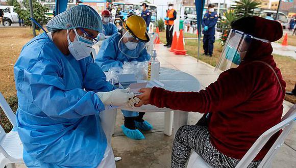 Piura presenta un nuevo incremento en los principales indicadores del coronavirus. (Foto: GEC)