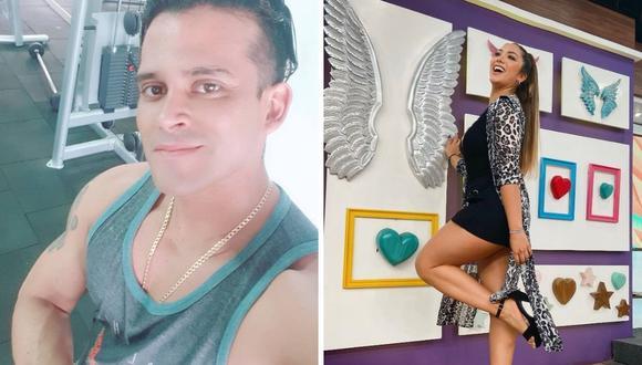 Isabel Acevedo y Christian Domínguez mantuvieron una larga relación por dos años y acabaron tras presunción de infidelidad. (Foto: Instagram / @isabelacevedoarenas / @christiandominguezof).