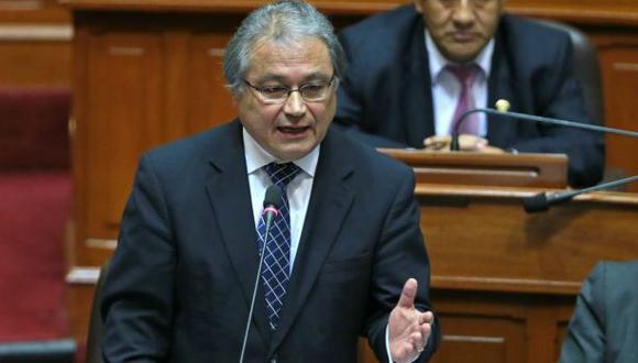 Albán renunció a Interior y será reemplazado por Daniel Urresti