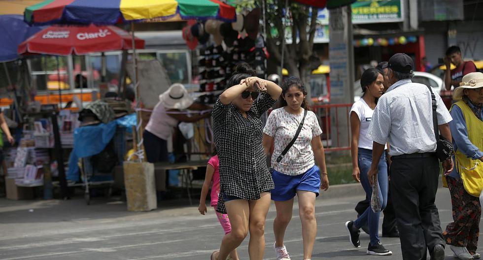El Senamhi informó que el índice máximo UV en Lima alcanzará el nivel 15 este miércoles. (Foto: GEC)