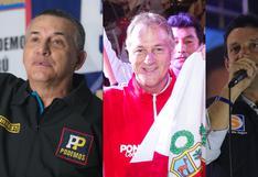Elecciones 2018: candidatos cerraron así sus campañas en Lima | FOTOS
