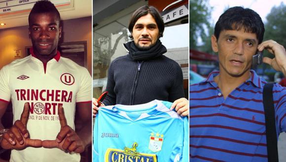 Cinco extranjeros que llegaron y nunca jugaron en Perú
