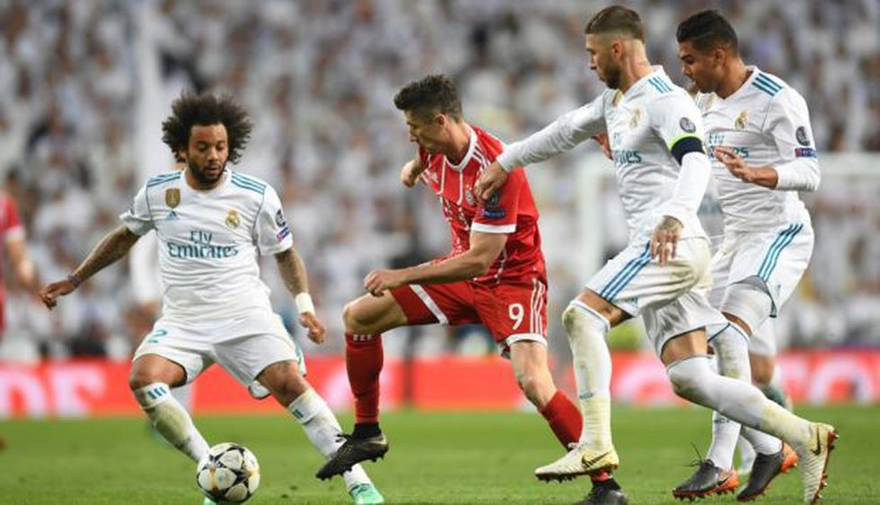 Real Madrid debuta en la International Champions Cup ante Bayern Múnich. (Foto: AFP)