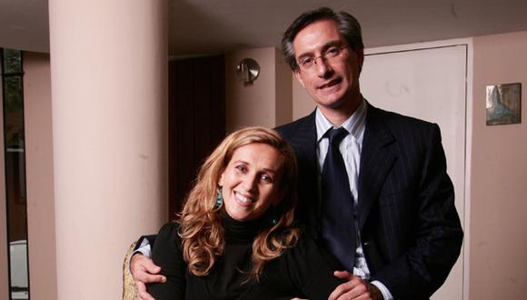 Katia Condos y Federico Salazar, un amor cada vez más fuerte