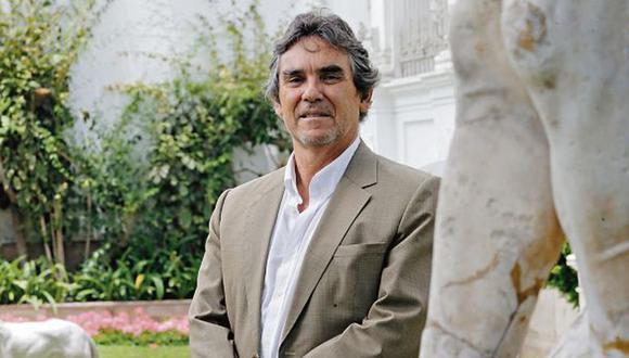 Alayza fue gerente de Cultura de la Municipalidad de Lima. (Foto: GEC)