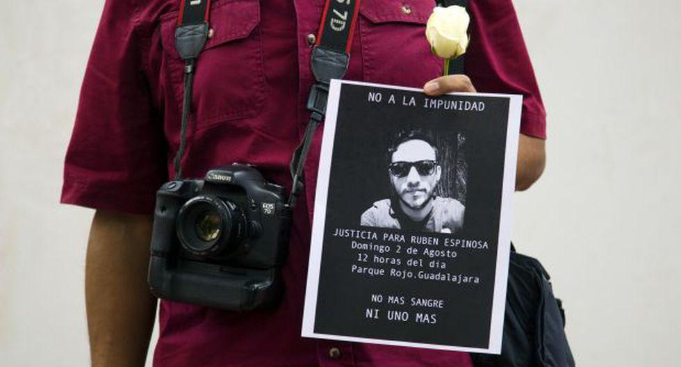 México: Fotoperiodista fue torturado antes de ser asesinado