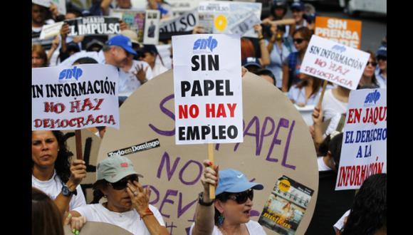"Venezuela: ""El Universal"" podrá retirar papel de aduana"